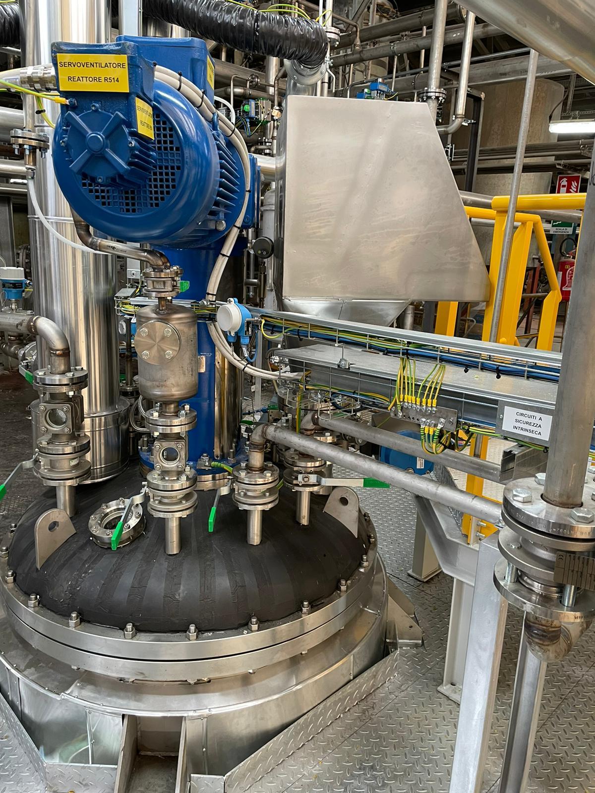 Pilot Reactor